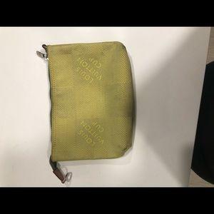 AUTHENTIC LOUIS VUITTON POUCH/ MAKEUP BAG